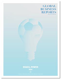 Brazil Power 2014 Cover