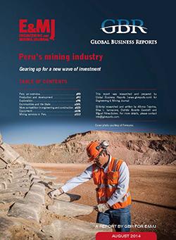 Peru Mining 2014 cover 250px